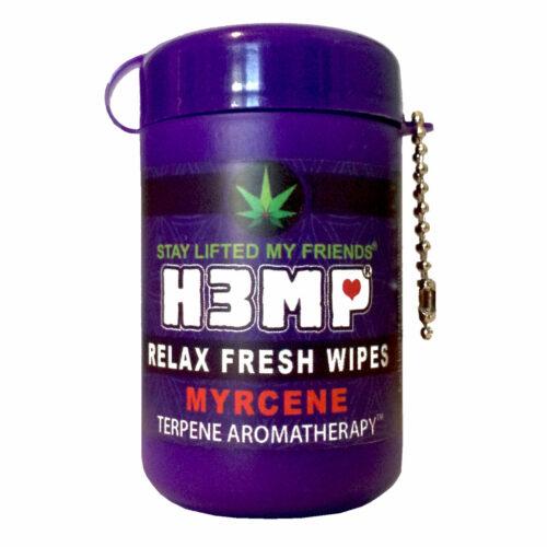 H3MP TERPENE WIPES: MYRCENE