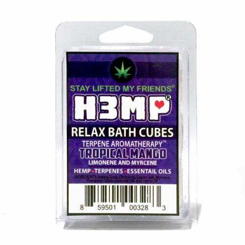 H3MP BATH CUBES: TROPICAL MANGO