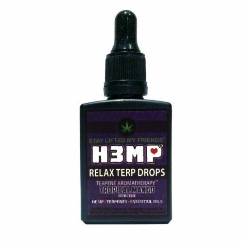 H3MP TERP DROPS: MANGO