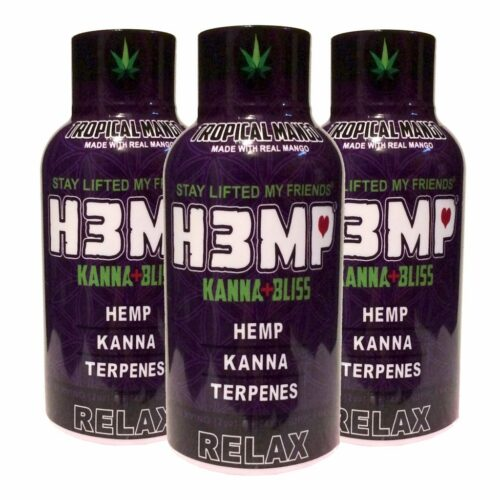 H3MP: RELAX 3 PACK
