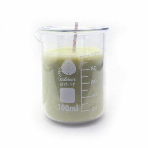 H3MP 100ML MASSAGE OIL CANDLE: VETIVER